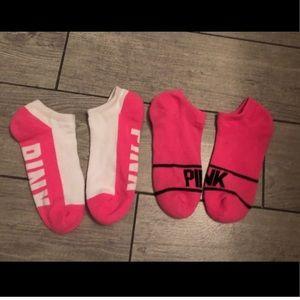 Victoria's Secret 2 pairs of no show socks